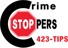 Crimestoppers of Decatur and Macon County, Illinois Logo